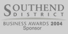 Southend District Business Awards 2004 Sponsor